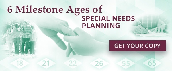 Milestone Ages Special Needs Planning