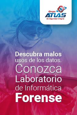 Laboratorío informática forense