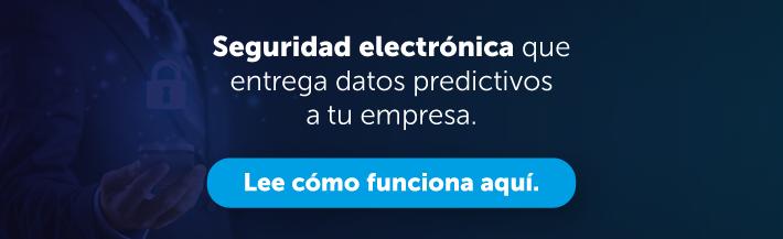 Seguridad electrónica empresarial