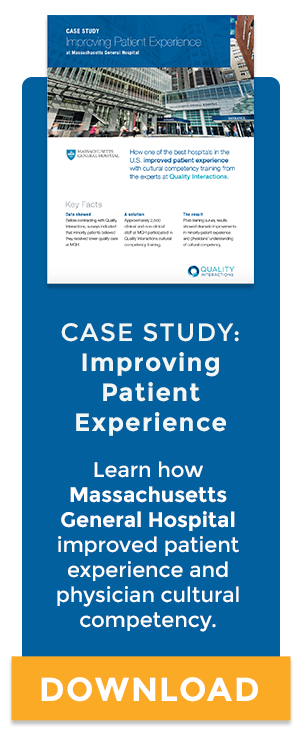 Download Case Study on Patient Experience