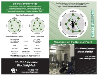 DOWNLOAD CLEANLOGIX HITACHI HIGH-TECH BROCHURE