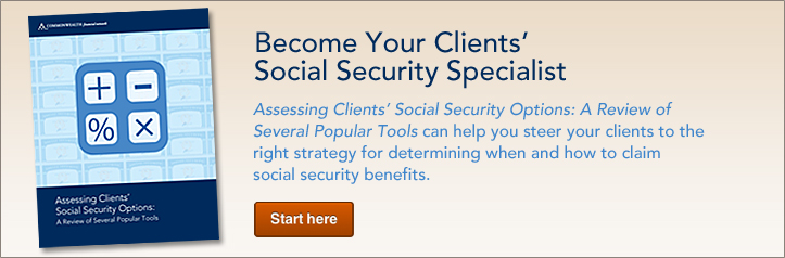 A Review of Social Security Tools