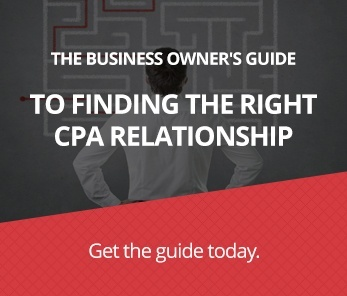 Finding the Right CPA Relationship