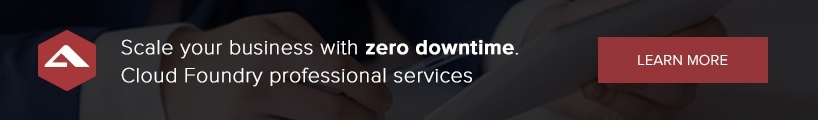 Scale your business with zero downtime. Cloud Foundry professional services.