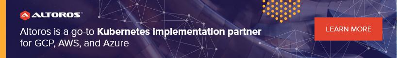 Kubernetes implemetation partner