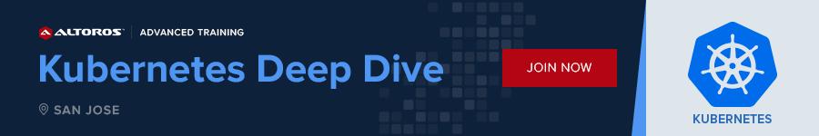 Kubernetes Deep Dive SV