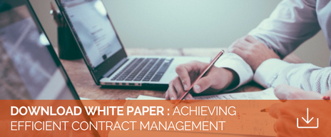 efficient contract management system whitepaper free download