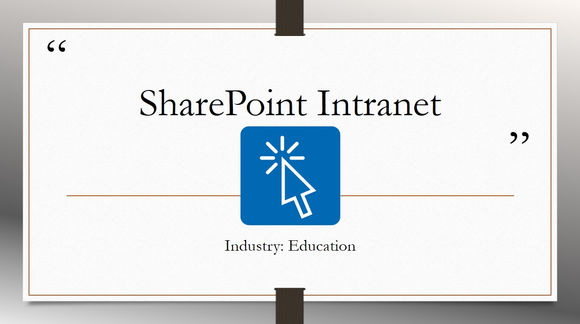 SharePoint Intranet Custom SharePoint Development by ConvergePoint