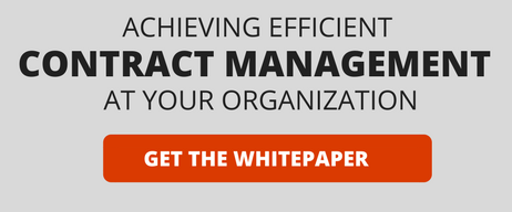 Contract Management White Paper