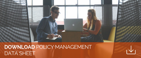 Download Policy Management Software Data Sheet
