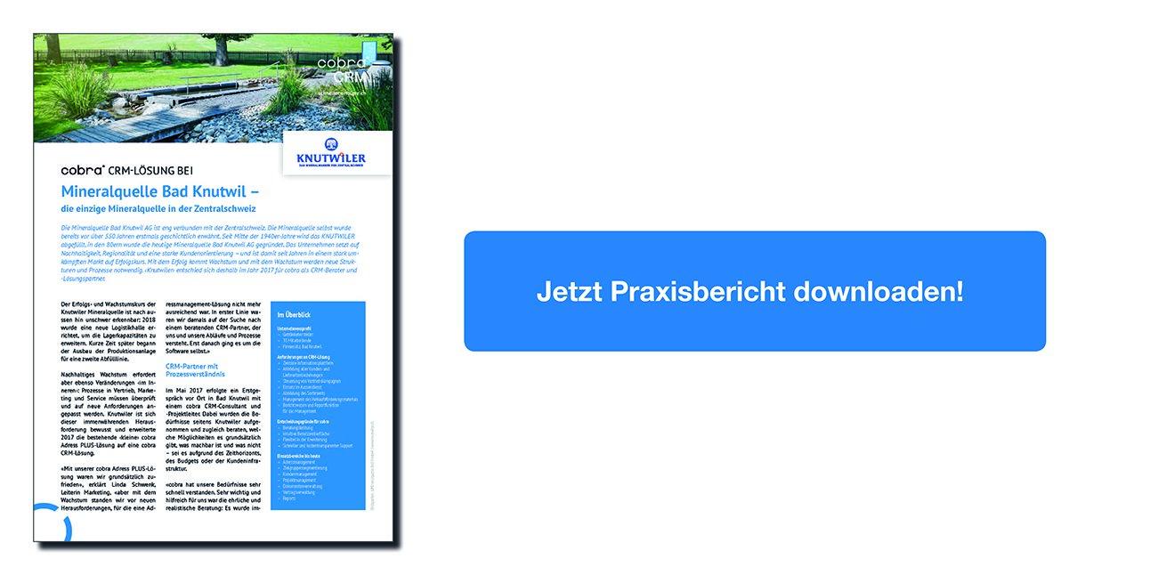 Referenzbericht Mineralquelle Bad Knutwil