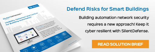Go To The Solution Brief SilentDefense for Building Automation