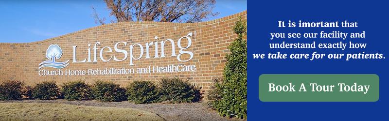 Church Home LifeSpring - Senior Care Facility Tour