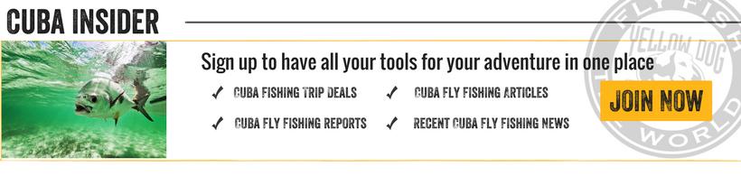 Cuba Fly Fishing Insider