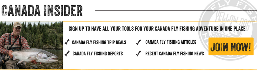 Canada fly fishing insider