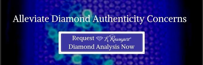 Diamond Analysis Service | Diamond Testing | K. Rosengart
