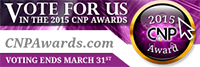 CNP Customer Choice Award - Vote for 41st Parameter.