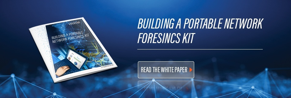 Building a Portable Network Forensics Kit White paper