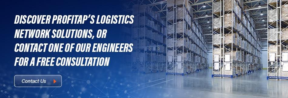 Discover Profitap's Logistics network solutions
