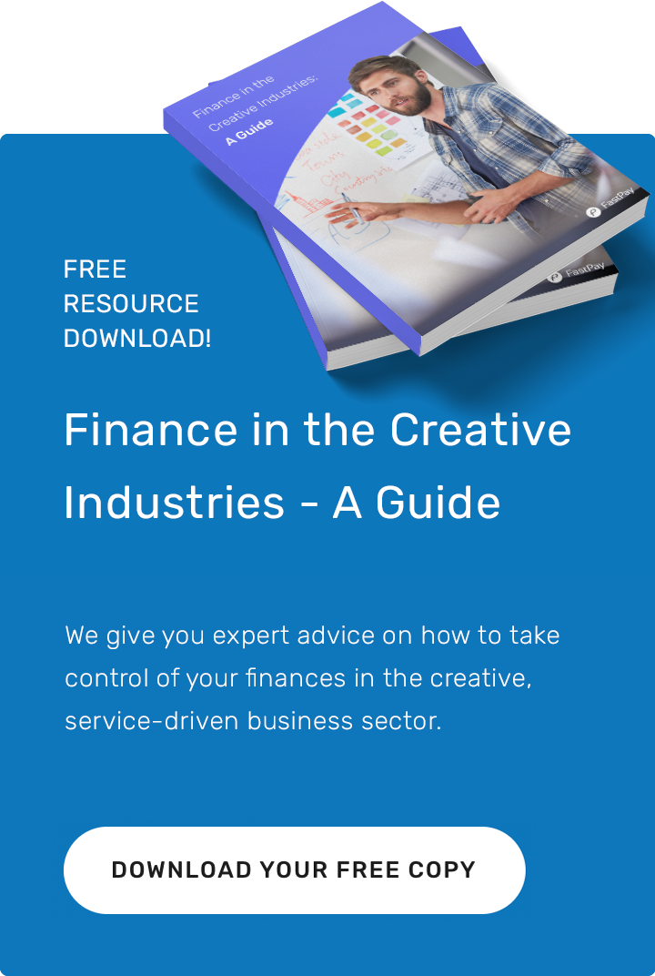 finance in the creative sector