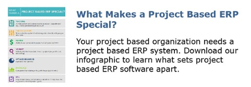 What Makes a Project Based ERP Special?