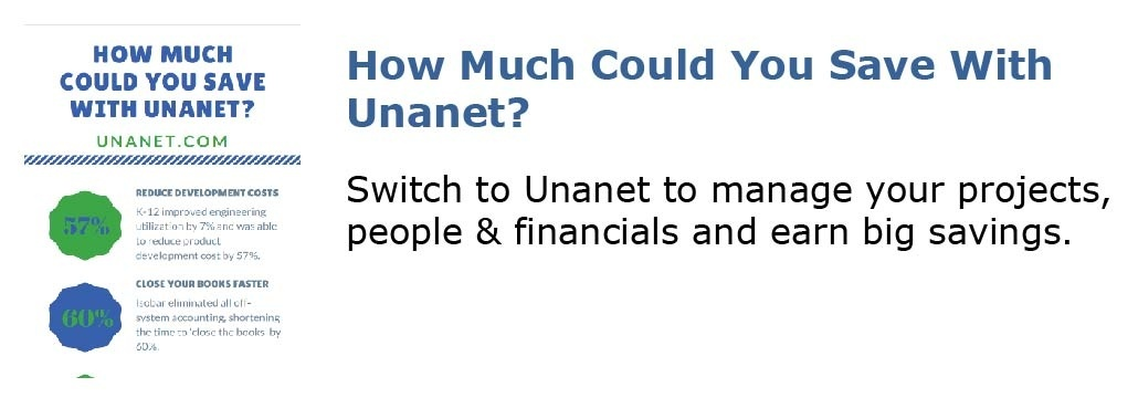 How Much Could You Save With Unanet?