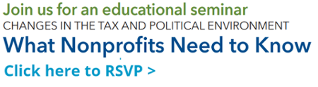 what nonprofts need to know event