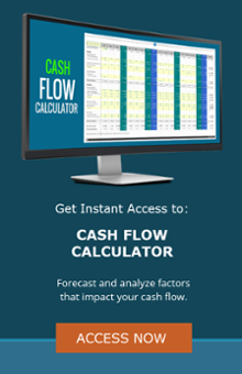 cash flow calculator asp
