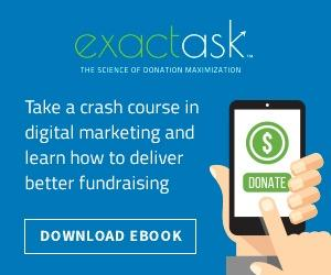 Exact Ask Digital Fundraising Ebook