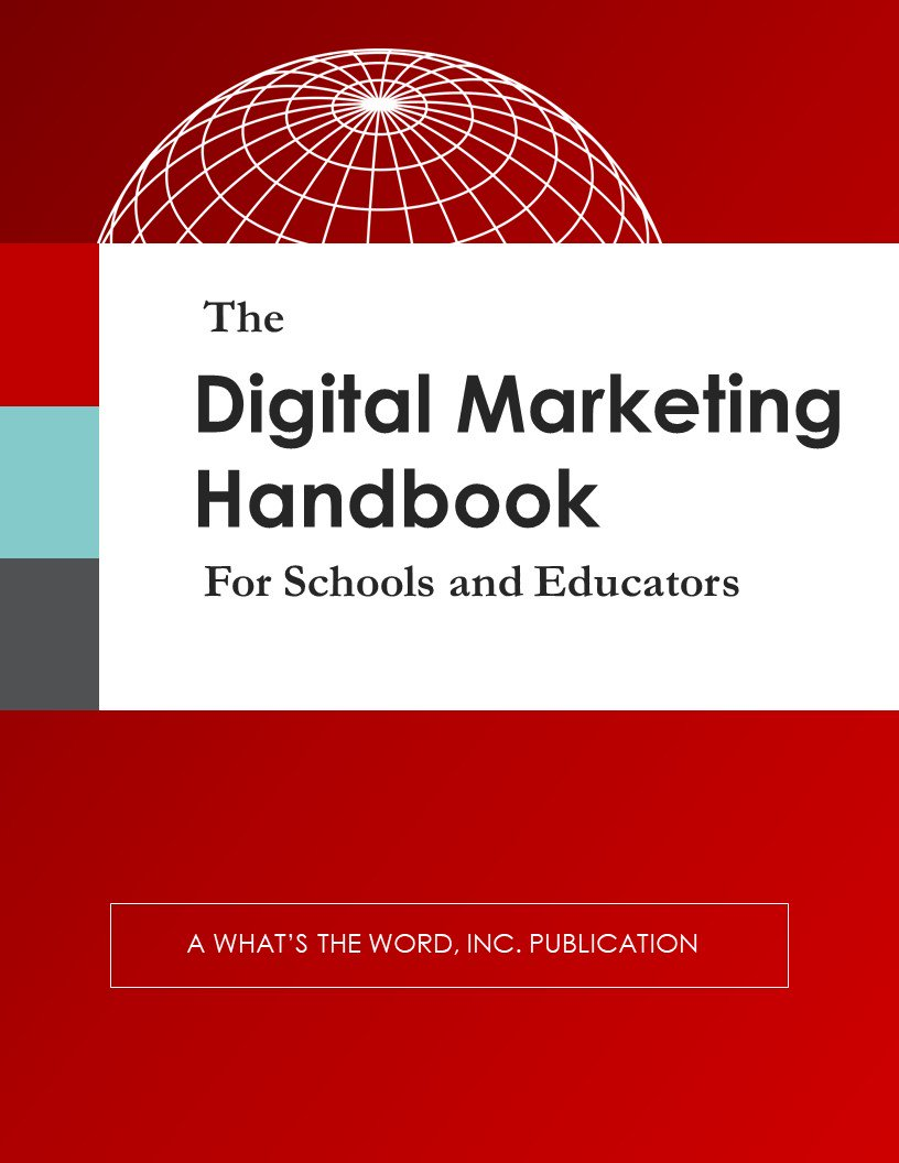 Digital Marketing Handbook for Schools and Educators