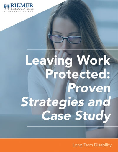Leaving Work Protected Strategies and Case Study