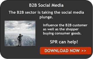 b2b social media help