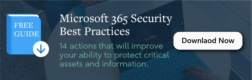 Microsoft 365 Security Guide