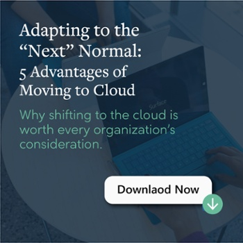 Reasons to move to the cloud guide
