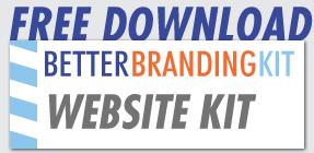 Download the Web Better Branding Kit!