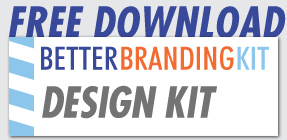 Download the Design Better Branding Kit!