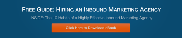 FREE GUIDE: Hiring an Inbound Marketing Agency