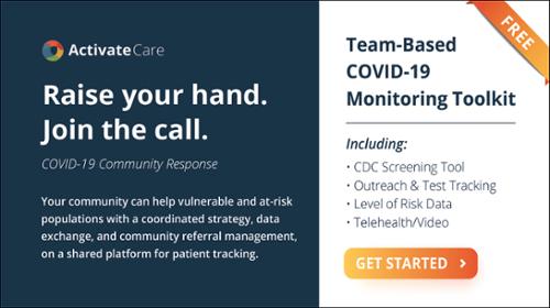 Team-Based COVID-19 Monitoring Toolkit