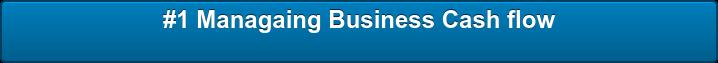 #1 Managaing Business Cash flow