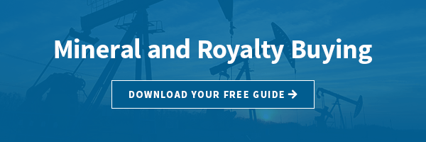 download mineral and royalty buying guide from cinco energy management group