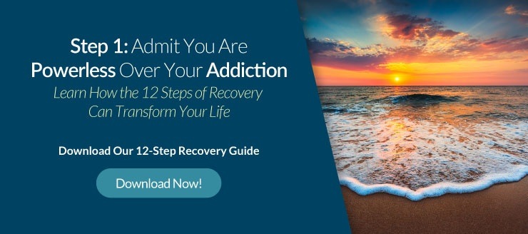 Get Our Guide to the 12 Steps of Recovery