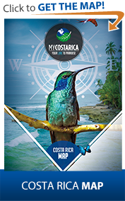 Get The Costa Rica Map