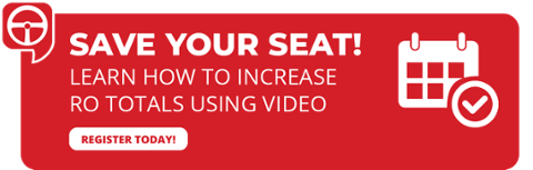 Save your seat - Video Webinar