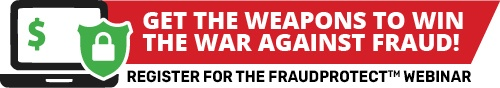 get the weapons to win the war against fraud