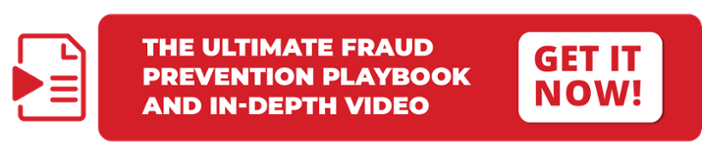 The ultimate fraud prevention playbook and in-depth video