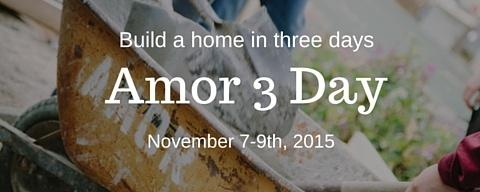 Build a home in three days