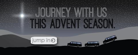 joruney with us this Advent season