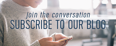 Subscribe the the Amor Blog and join the conversation