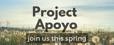 Project Apoyo is the volunteer program to support the work that Amor does in Mexico