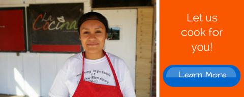 Let us cook for you on your next Mission Trip La Cocina Amor Food Program